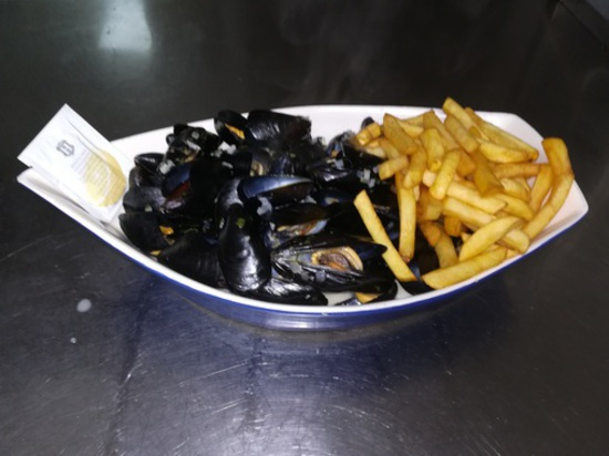 Gallery moule frite